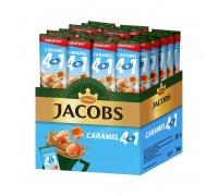 "Стики ""Jacobs Карамель"" (24шт)."